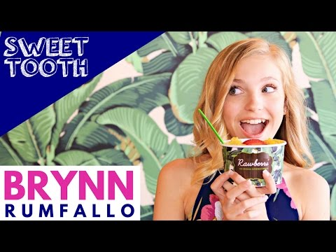 Brynn Rumfallo Shares a MAJOR Announcement! (SWEET TOOTH) | Hollywire
