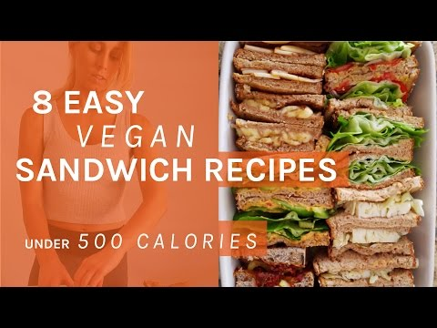 8-easy,-healthy-vegan-sandwiches-for-lunch-under-500-calories