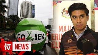Oops, we forgot about Dego Ride: Syed Saddiq on Go-Jek entry