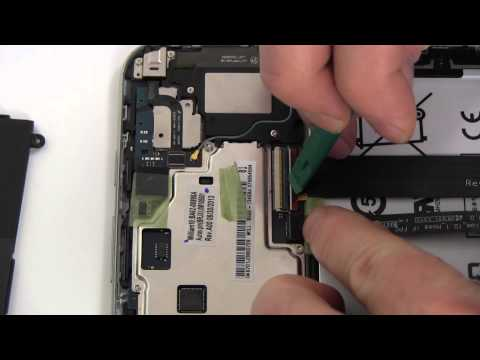 How to Replace Your Samsung ATIV Tab 3 10.1 Battery