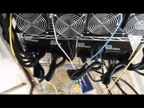 Bitmain Antminer s7 or s9 Electrical Information and Home Wiring