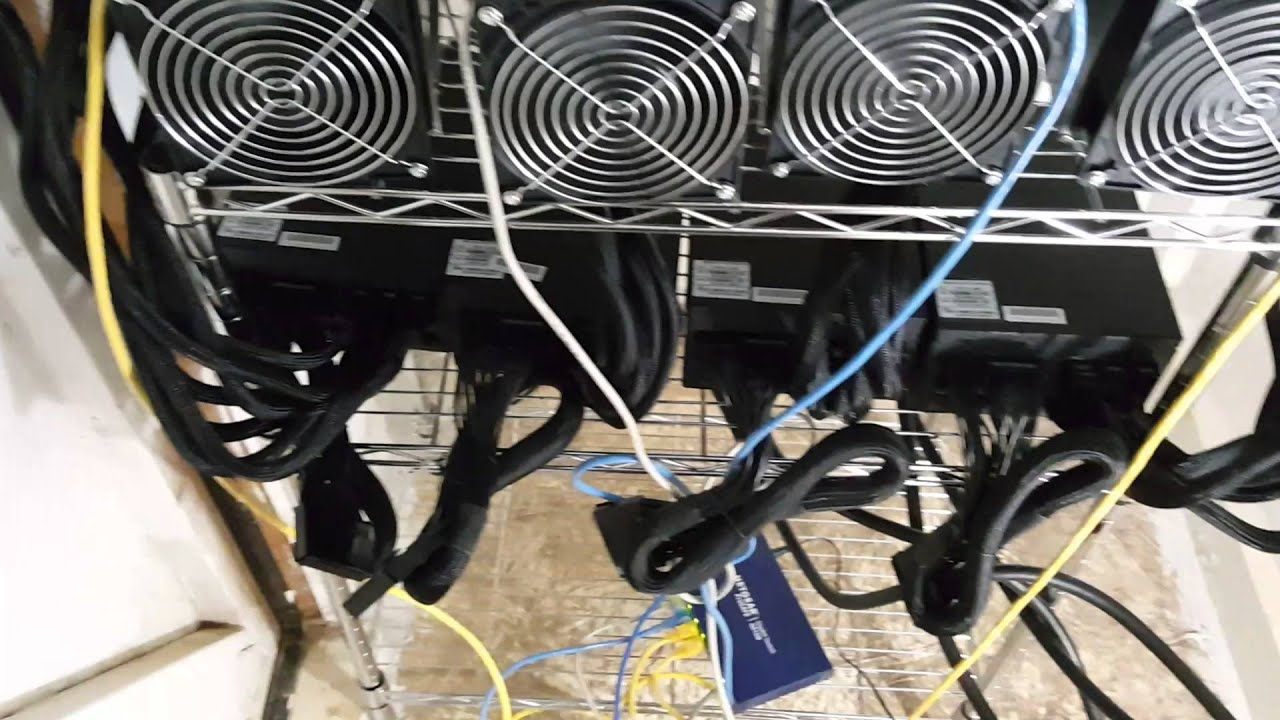 Bitmain Antminer s7 or s9 Electrical Information and Home Wiring ...