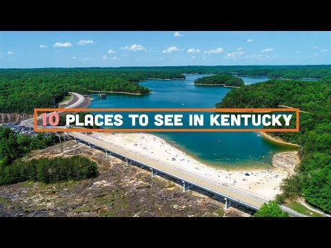 10 Places To See In Kentucky
