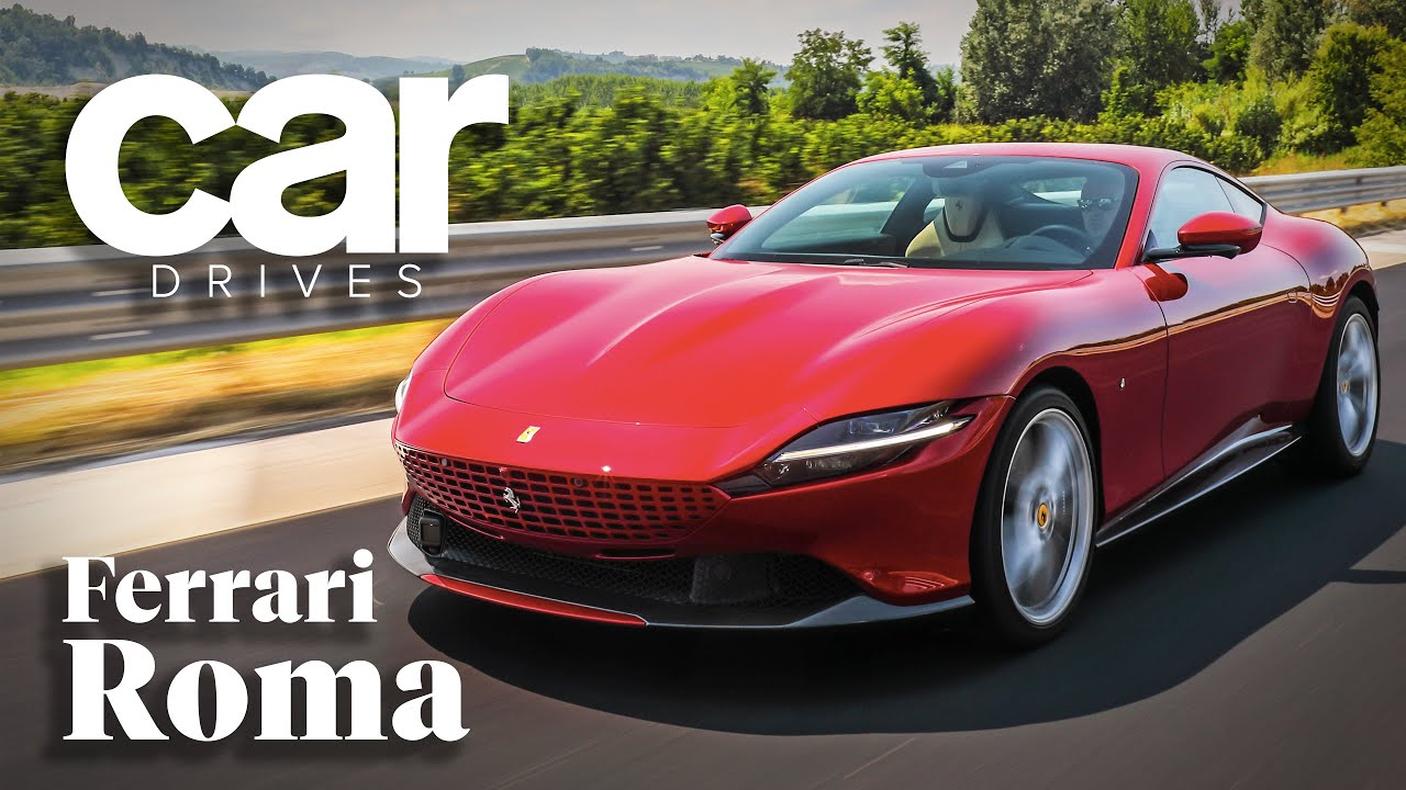 Ferrari Roma First Drive Review Sports Car Or Gt Youtube