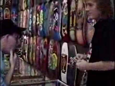 Cal Streets Skate Surf Snowboard Vintage Bank Tour