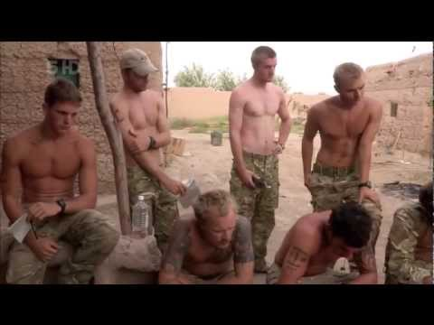Royal Marines: Mission Afghanistan - Deadly Underfoot