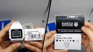 CASIO STANDARD W-215H-7A ORIGINAL UNBOXING