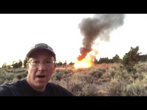 jeep-wrangler-catches-fire-burns-overland-car-camping-trip-ends-in-disaster