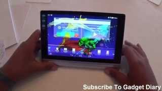 Lenovo Yoga Tablet 2 Android 8 inch Hands on [Quick Review]