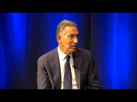 Howard Schultz: I don't think we want a 70 percent income tax in America Mp3