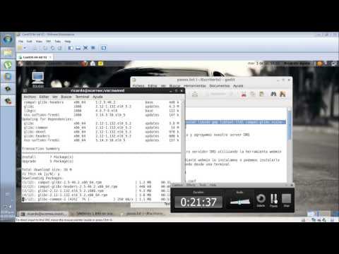 Instalacion y configuracion de zimbra 8 en CentOS 6.5 parte 1