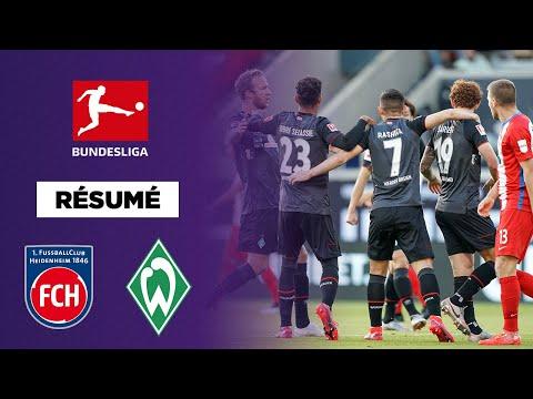 Bundesliga - Barrages : Le Werder Brême sauve sa place dans l'élite