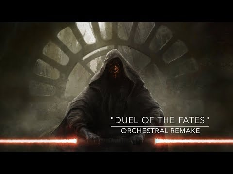 ORCHESTRAL REMAKE  Duel of the Fates Darth Mauls Theme
