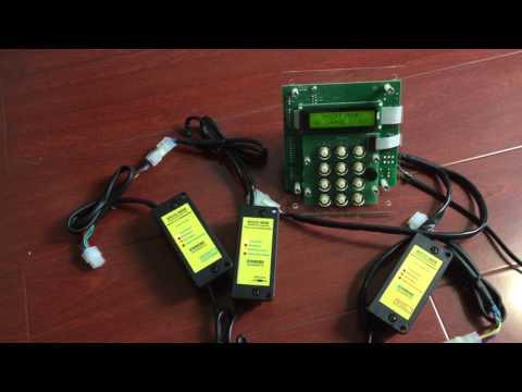 PC2MDB (RS232-MDB) vending machine payment mdb interface