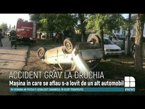 Accident tragic la