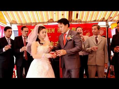 Đám cưới Cao Xuân Dương
