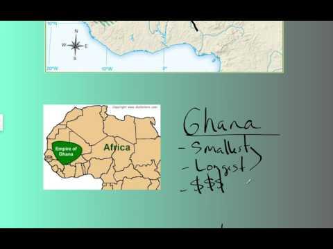 West Africa: Empires