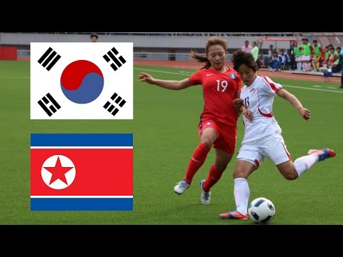 South Korea (KOR) vs. North Korea (PRK) - AFC Women's Asian Cup 2018 Qualifiers