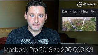 Komu se vyplatí dát 200 000 Kč za nový Macbook Pro 2018? (Alisczech vol.111)