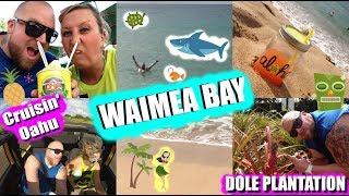 Hawaii Vlog Day 1, Cruisin Oahu!