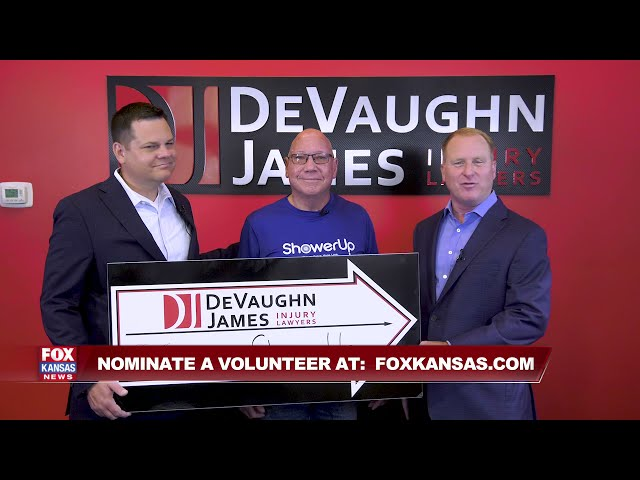 DeVaughn James & Fox Kansas - Pay It Forward - Michael Potvin