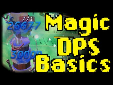 DPS For Dummies: Magic DPS Basics