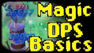 DPS for Dummies: Magic DPS Basics
