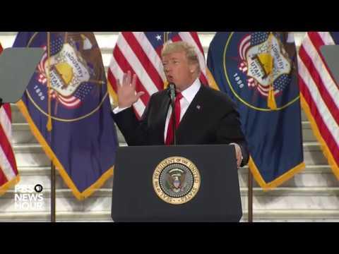WATCH: President Trump to speak at Utah state capitol
