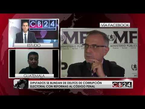 Analista advierte que en Guatemala se ha desatado una crisis de alta intensidad