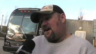 Larry The Cable Guy!