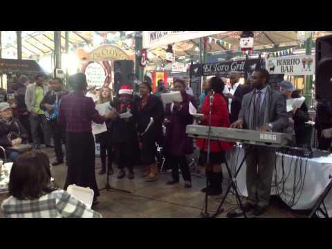 PVN at St Georges Market