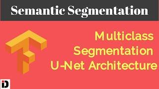 Multiclass Segmentation Using UNET In TensorFlow (Keras)  Semantic Segmentation   Deep Learning
