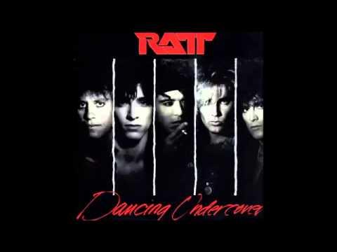 Ratt   Dancing Undercover 1986 Full Album