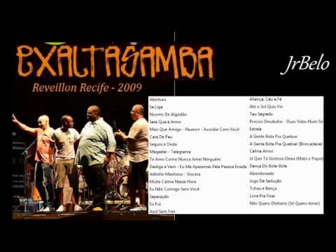 cd completo do exaltasamba 2009