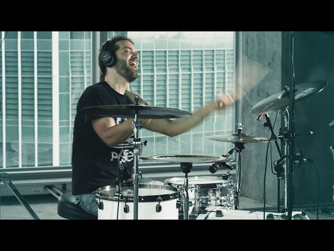 Rage Against The Machine - Killing In The Name - drum cover by Dmitry Frolov