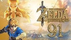 Pelataan The Legend of Zelda: Breath of the Wild Osa 91 [Nauhoitin Tämän 10.5]