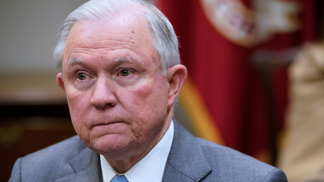 LIVE Special Report: Jeff Sessions resigns as Attorney General