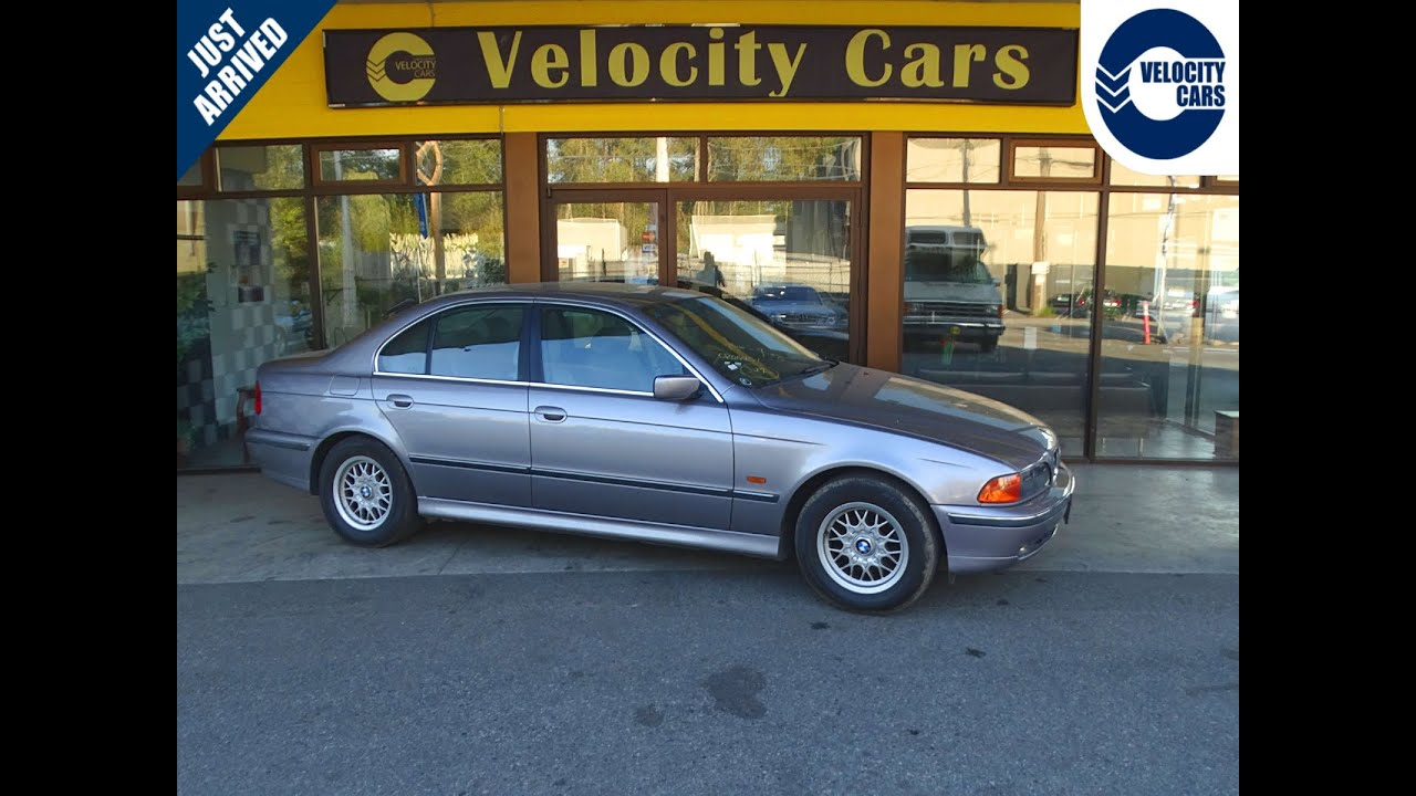1996 BMW 528 51Ks NO ACCDNT 2 YEAR WARRANTY for sale in