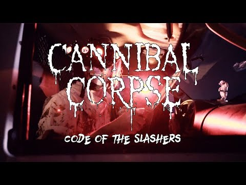 "Cannibal Corpse ""Code of the Slashers"" (OFFICIAL VIDEO)"