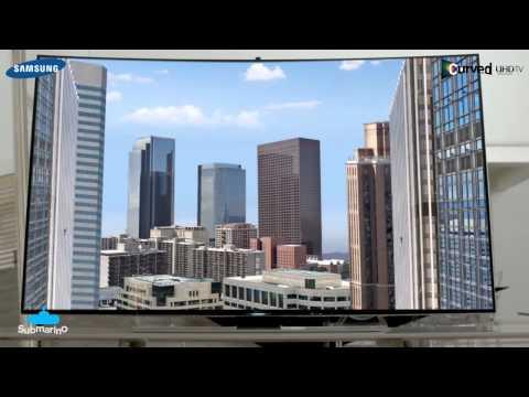 Smart TV LED 3D Curved Samsung 4K Ultra HD 4 HDMI 4 USB - Submarino.br