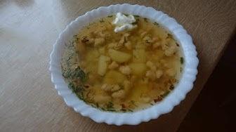 Riebelesuppe zum Nachkochen - auch Schwabensuppe genannt