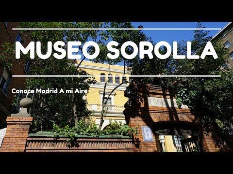 MUSEO SOROLLA - Conoce Madrid A mi Aire