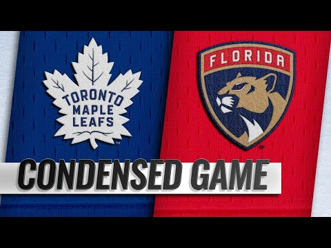12/15/18 Condensed Game: Maple Leafs @ Panthers