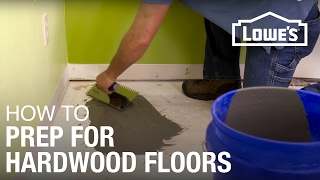 How to Prep Subfloor for Hardwood