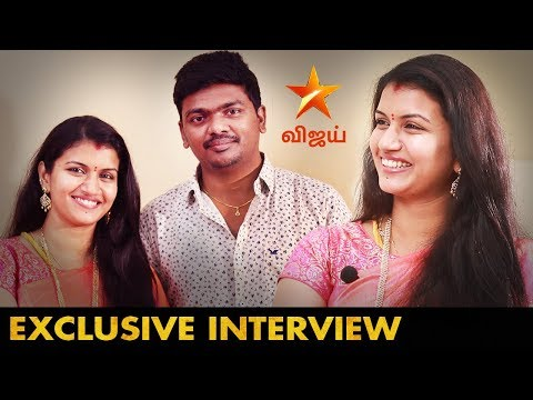 Arrange + Love எங்களோட கல்யாணம் | Actress Sridevi Ashok Interview |Vijay Tv Raja Rani Serial Archana