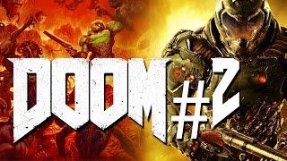 Let's Play Doom Deutsch #2 - Doom 4 Beta Gameplay German