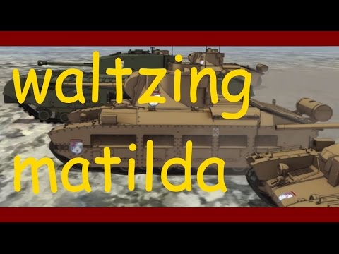 (World of Tanks) The all in one super duper ruin your fun shell chucking Matilda IV