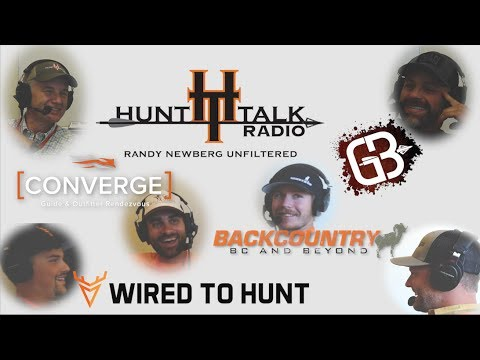 Hunt Talk Radio - Mic Mash; Randy Newberg and Mystery Guests at Sitka Converge Event