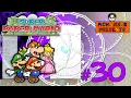 Let's Play! - Super Paper Mario Episode 30: Treasure Hunting