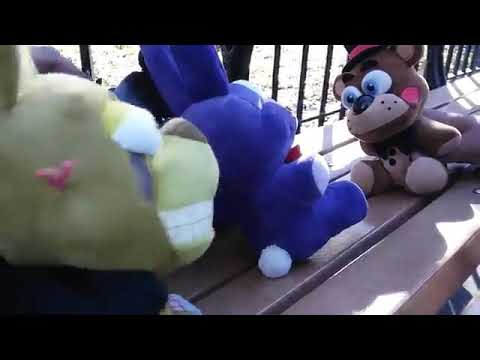 Fnaf Plush Ep 1:the Bully(part 1)